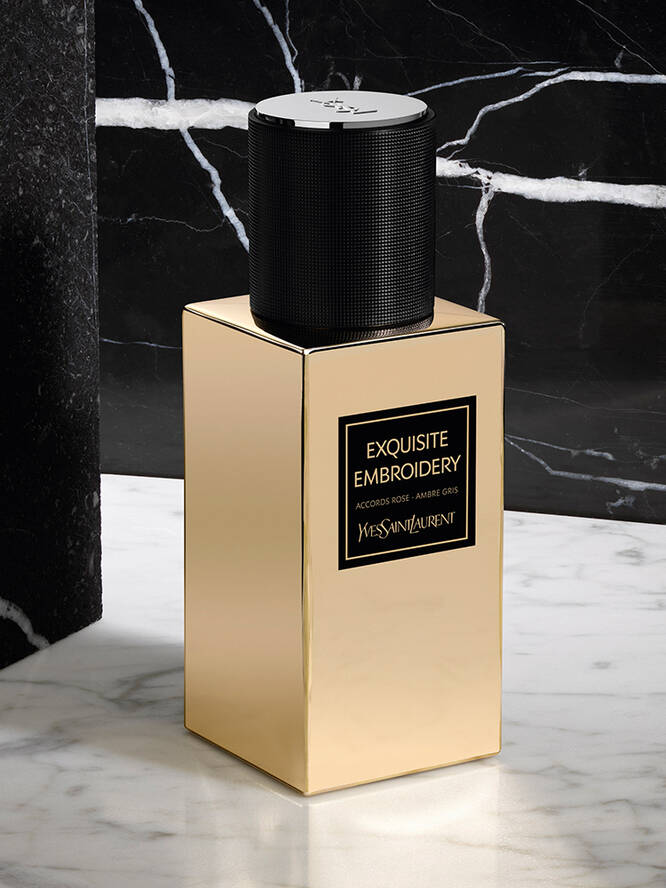 Exquisite Embroidery Oriental Musky Woody Perfume Ysl Beauty Uk