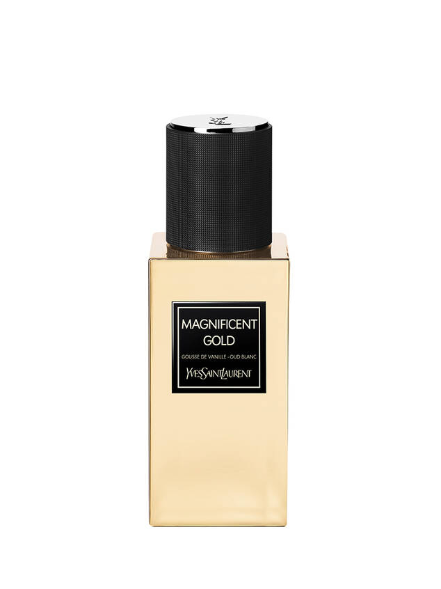 Magnificent Gold Oriental Collection Unisex Perfume Ysl Beauty Uk
