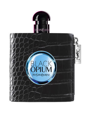 Black Opium Intense  Make It Yours Fragrance Jacket Collection