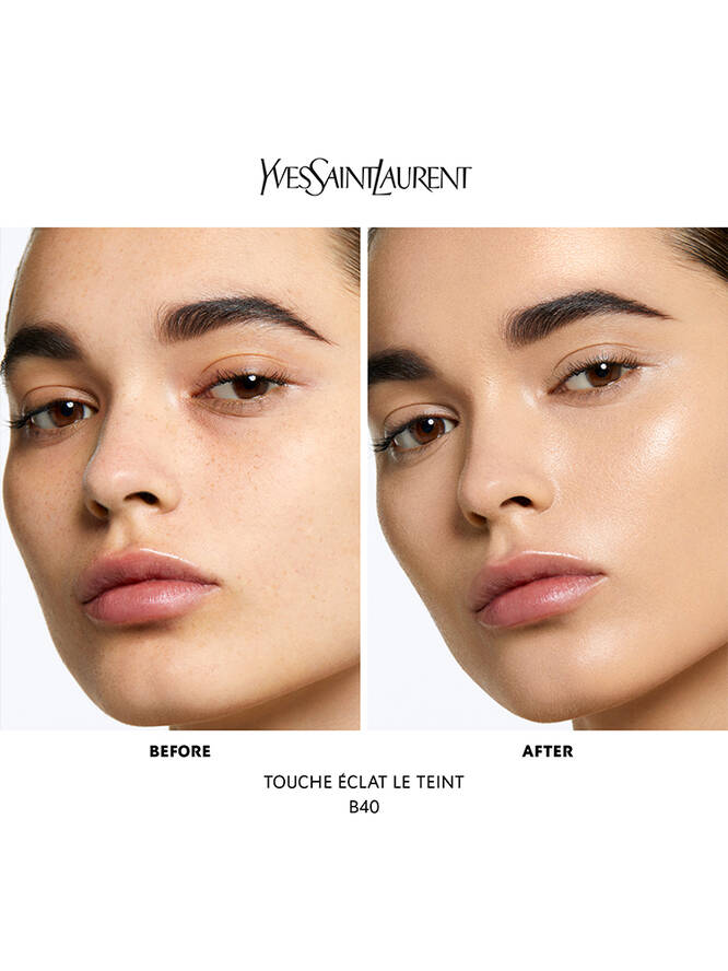 Touche Eclat Le Teint Full Coverage Foundation Ysl Beauty Uk