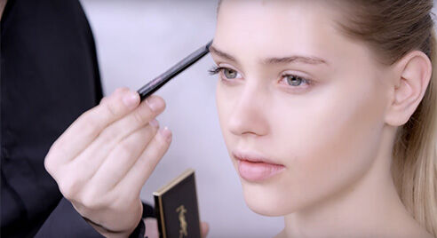 How To Contour & Highlight with YSL Beauty