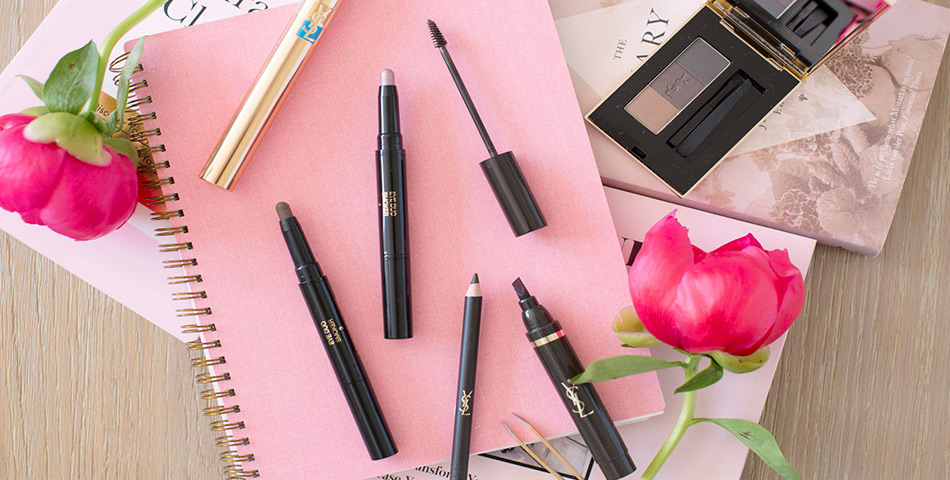 e7daddbb34a DISCOVER THE YSL BROW WARDROBE WITH BEAUTY BLOGGER THE ANNA EDIT