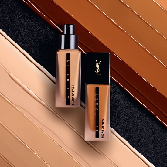 All Hours Flawless Matte Complexion Routine | YSL Beauty UK